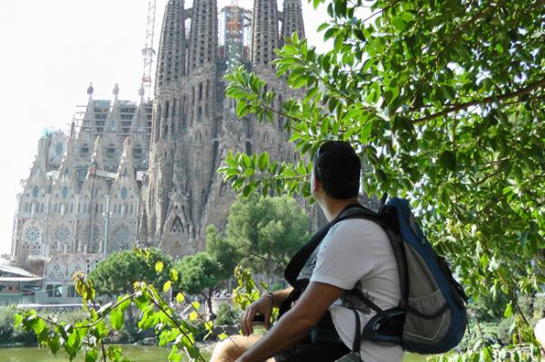 La mythique Sagrada Familia