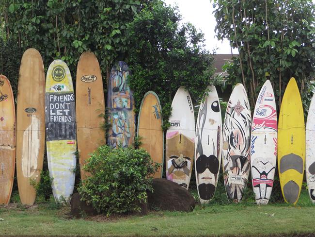 Paradis du Surf, Maui