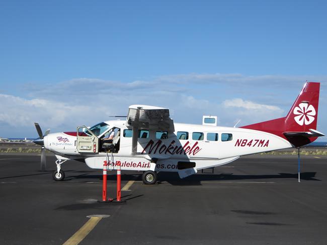 Mokulele Airlines, entre les îles de l'archipel hawaïen