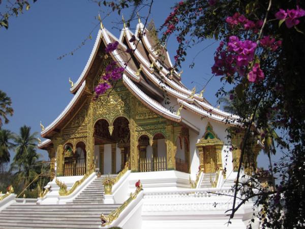 Luang Prabang-Patrimoine mondial de l'UNESCO