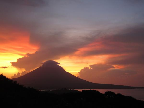Volcan Conception sur Ometepe: WOW !