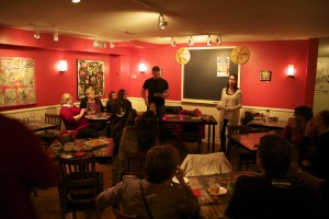 Soirée de lancement, bistrot Lounge Aux Garçons!
